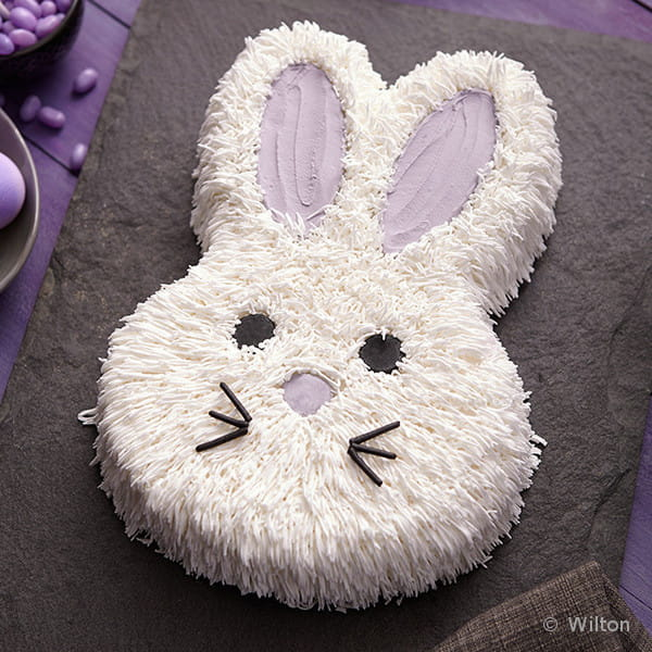 How To Make Rice Bunny Cakes